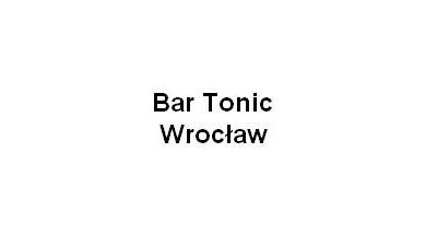 Bar Tonic Wrocław Tradycyjna Kuchnia Polska Domowe